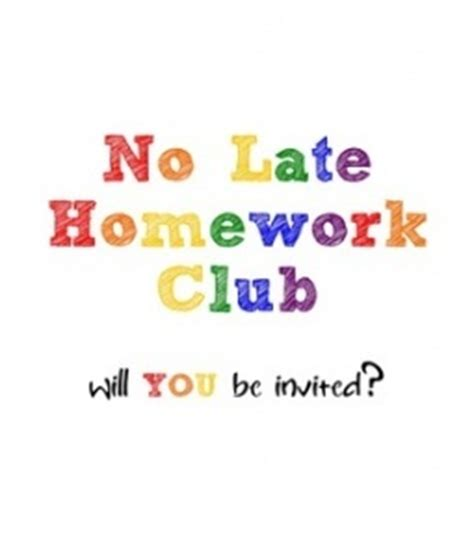 No homework for middle school kids