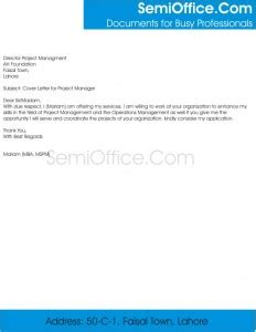 Open office cover letter resume template